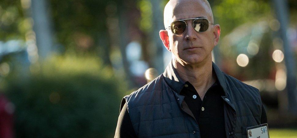 Amazon Ceo Jeff Bezos Just Explained The Origin Of His Extraordinary