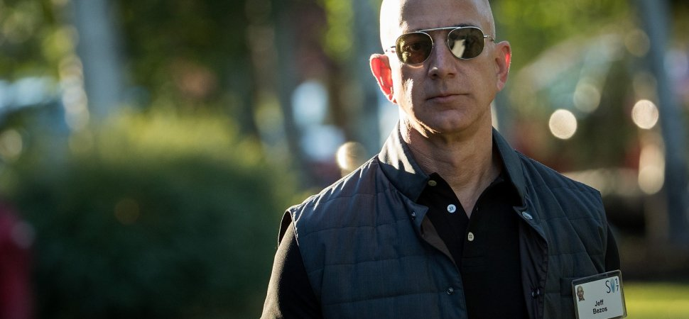 Jeff Bezos Is Now the Richest Person in the World: Here's