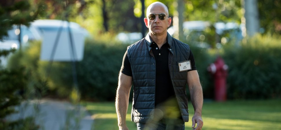 Jeff Bezos Says Big Tech Companies Should Ignore Employee Outcry and Partner With the U.S. Government