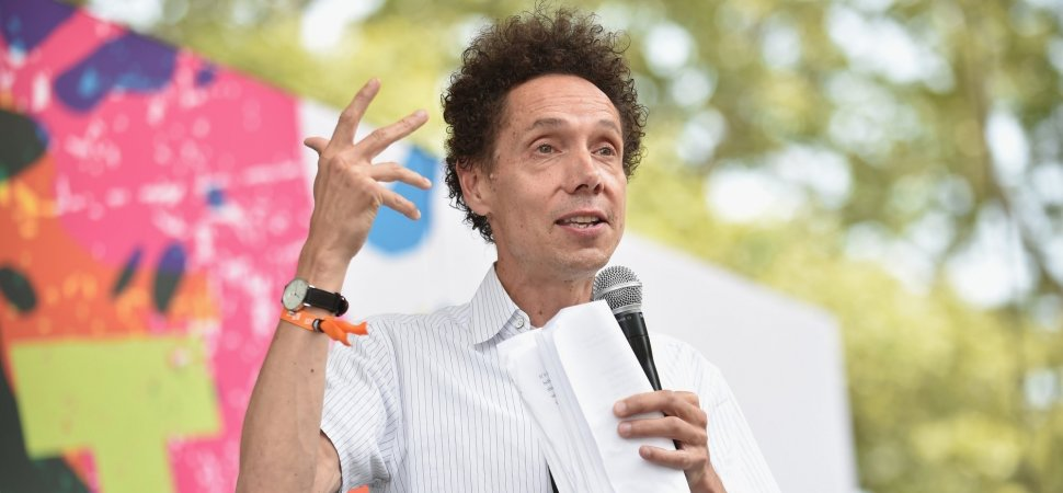 Malcolm Gladwell Just Shared a Counterintuitive Trick to Calm Your Nerves Before Speaking in Public