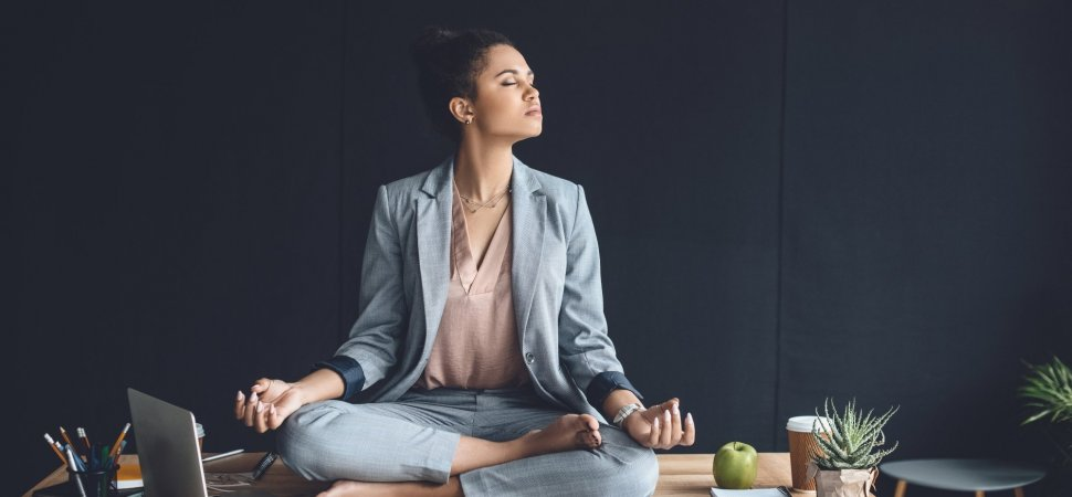 Think You Don't Have Time to Meditate? Science Shows That Even a Few Minutes Can Boost Your Productivity