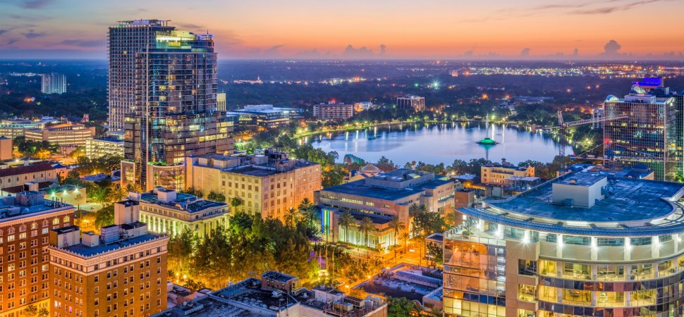 The Best Big Cities for Starting a Business? They're Almost All Down South