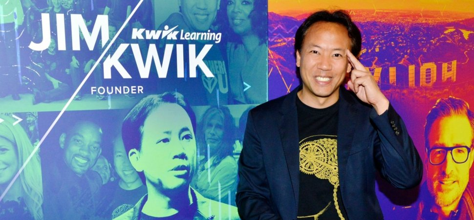 Brain Expert Jim Kwik Teaches a Whole New Way to Take Notes and It's Genius