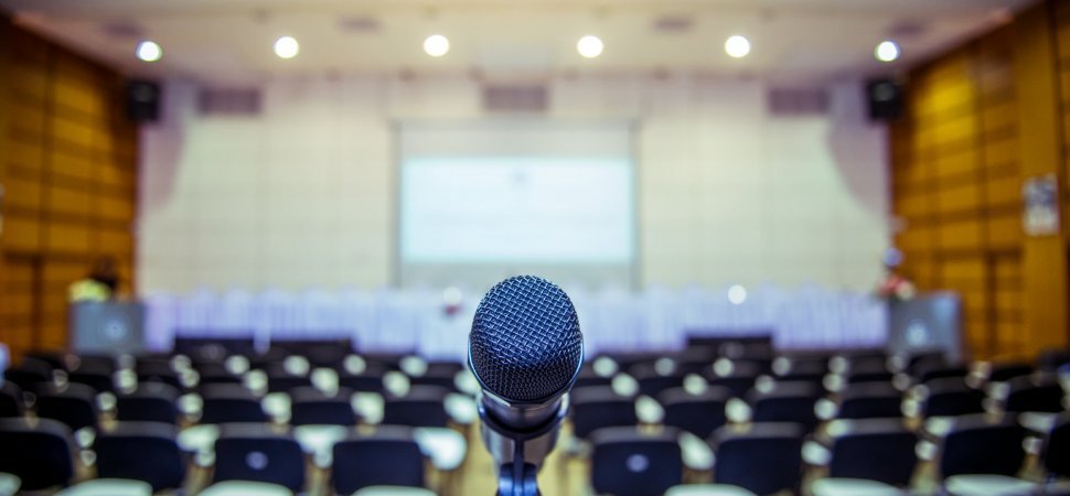 You Don't Have to Memorize Every Speech  Here's When You