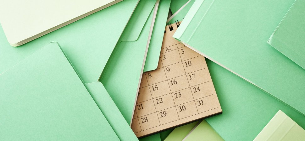 3 Months Into 2018, You're Already Behind on Your Goals for the Year. Here's What to Do Now