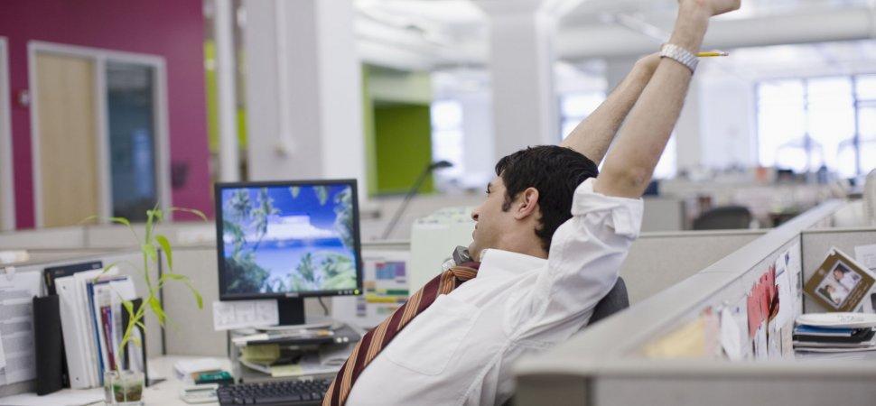 7 Common Characteristics of Unproductive Employees