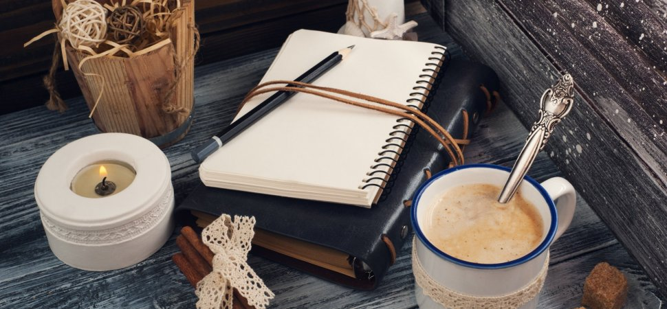 Why Starting Your Day With These 3 Pages Will Make You More Productive