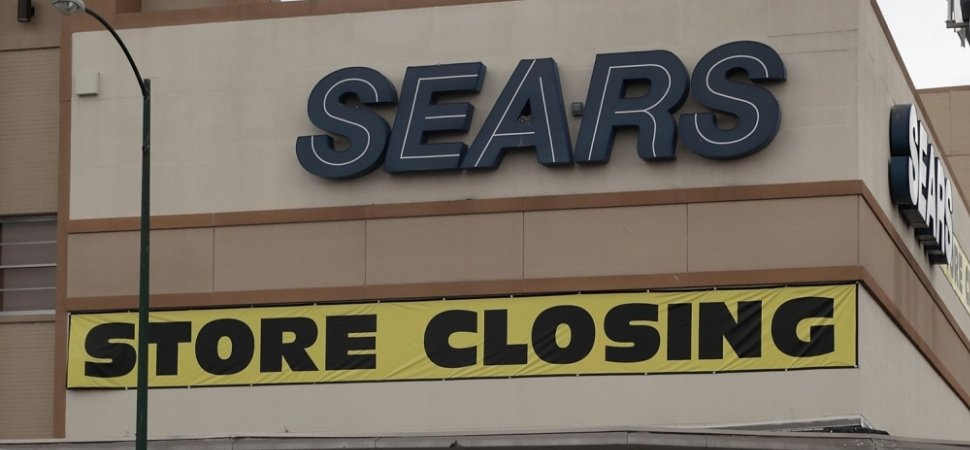 Sears Adds to the Depressingly Long List of Bankrupt Retailers--and