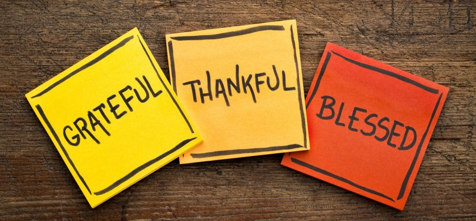 This 1 Act of Gratitude Will Make Your Workplace Happier and More ...