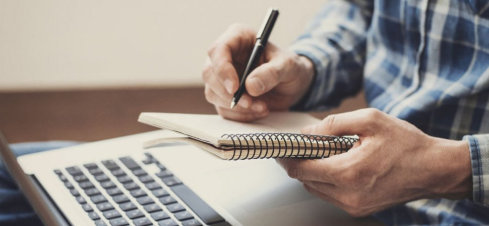 4 Lessons Every Entrepreneur Can Learn From a Journalist image