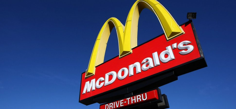 The CEO of McDonald's Is Making a Big Change. It's the Hardest Thing Any Leader Can Ever Do