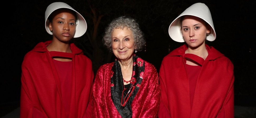 'Handmaid's Tale' Author and Self-Described Lazy Person Margaret Atwood Explains How She Beats Procrastination