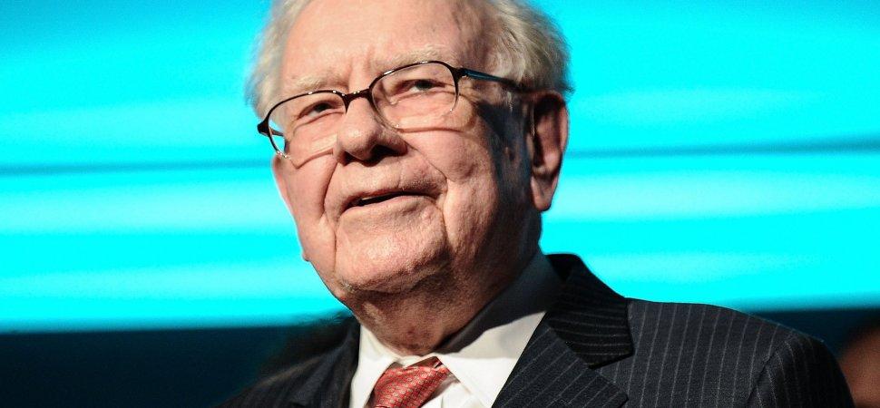 Warren Buffett's Little Known 'Noah Rule' Is the Key to Surviving Adversity