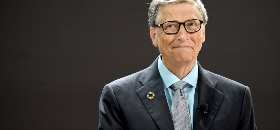 Bill Gates Says You Should Read These 5 Books This Summer