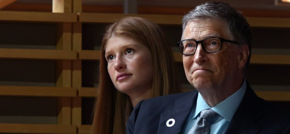 Bill Gates S Daughter Says This Book Perfectly Captures What It S