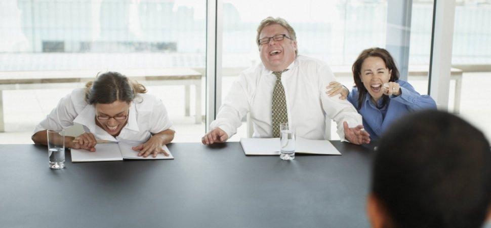 15 (More) Hilarious Tales Of Job Interview Embarrassment | Inc.com