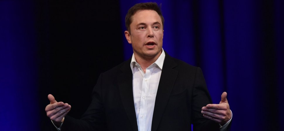 Here's the central question that inspired all of Elon's businesses.