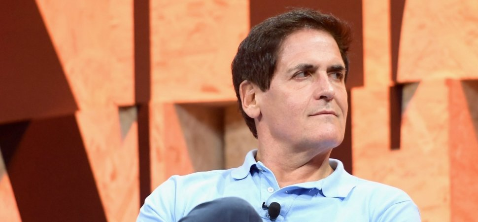 Mark Cuban Just Shared His Best Advice for Small Businesses Contemplating a Recession