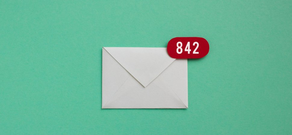 Please Stop Sending So Many Emails All Day Long. It's Not Working Anyway