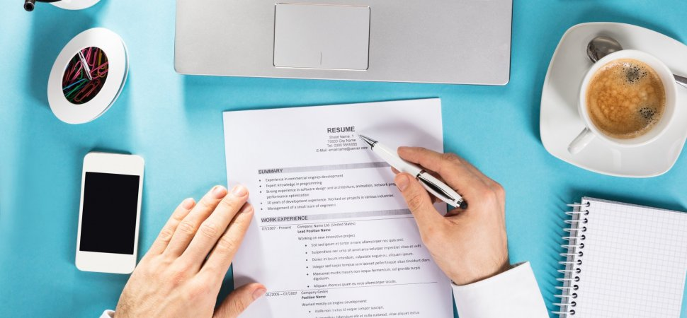 Your Resume Should Never Include These Things to Get Your Next Job