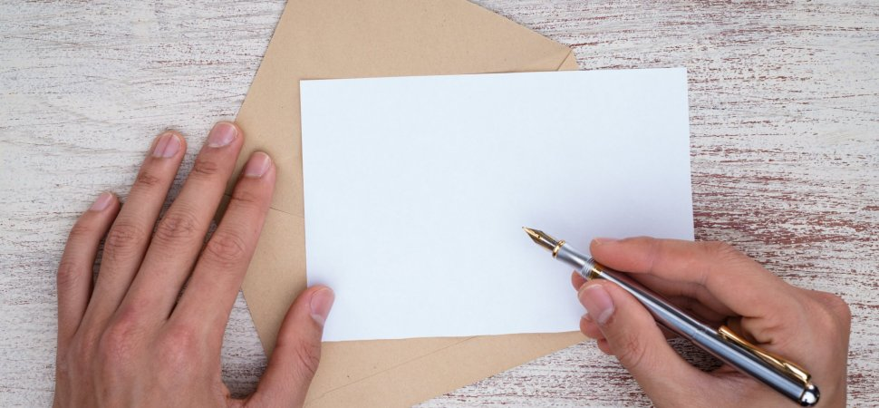 Handwritten Notes Are Still the Best Way to Solidify Your