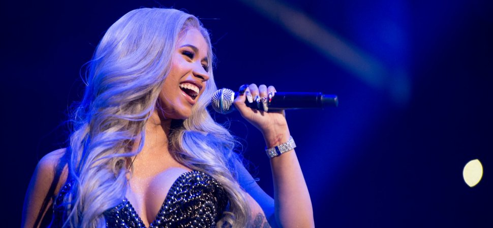 Cardi B's Personal Brand Took the Media by Storm  Here's