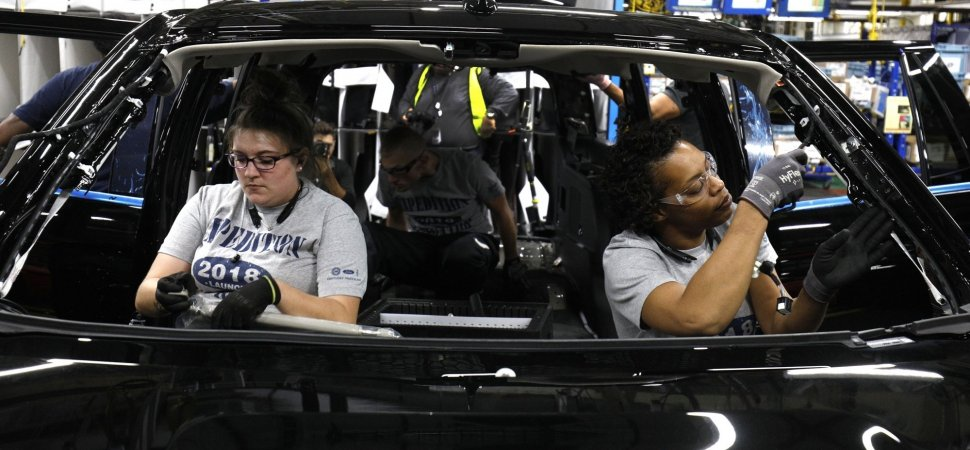 Ford's Decision to Sell Only 2 Car Models in the U S  Is