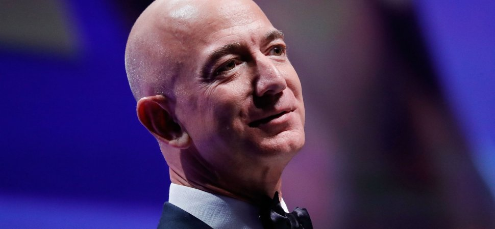 Jeff Bezos's Amazon Has Come Up With a New Genius Way to Run