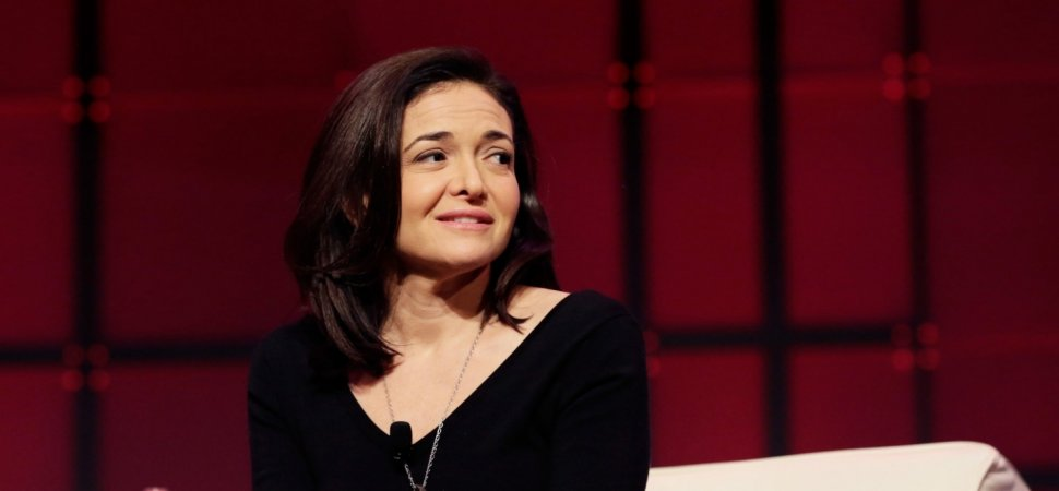 Sheryl Sandberg Just Had a Private Meeting With State
