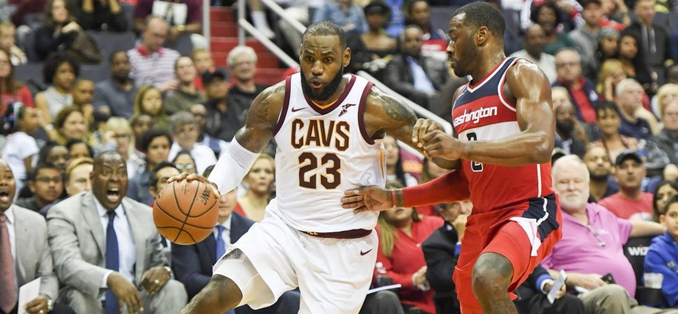 cheap for discount c2cac 02af2 LeBron James Just Showed Why He's Nike's Billion-Dollar Man ...