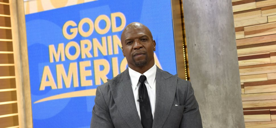 Terry Crews Just Shared An Amazing Letter He Received From Old Spice