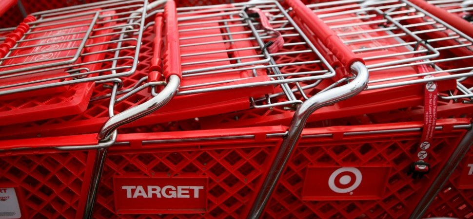 Target Just Made a Huge Announcement That May Completely