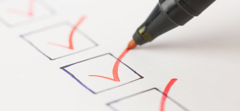 Learn More with a Learning Checklist image