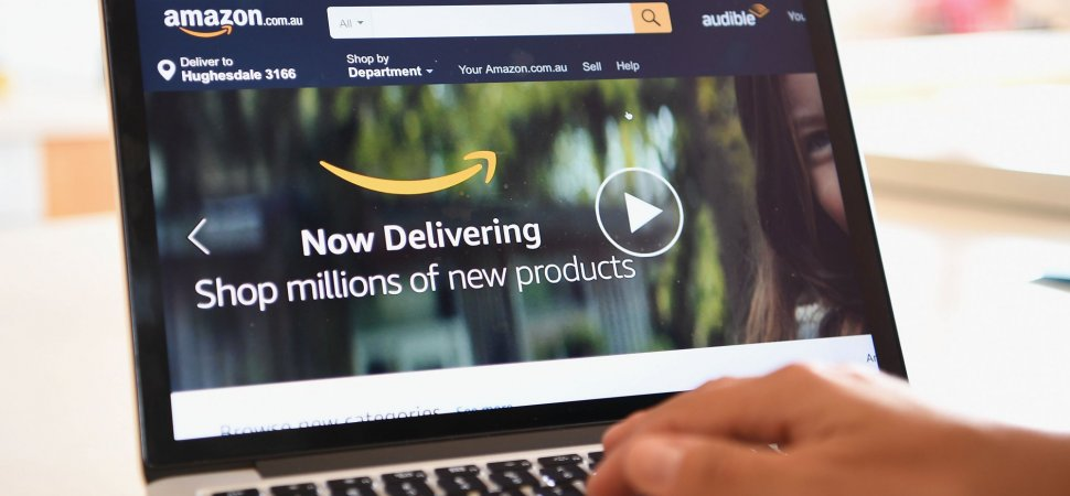 Why amazon is offering a small business credit card inc reheart