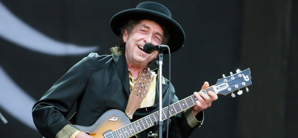 It Took Bob Dylan Less Than 30 Seconds to Teach a Remarkable