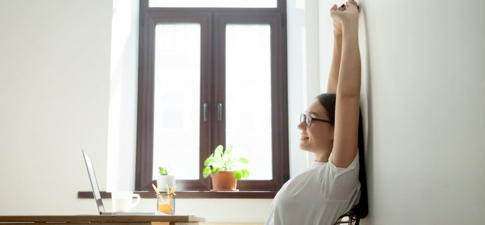 Want to Stay Healthy at Work? Here Are 5 Easy Ways You Can Do It with Minimal Effort