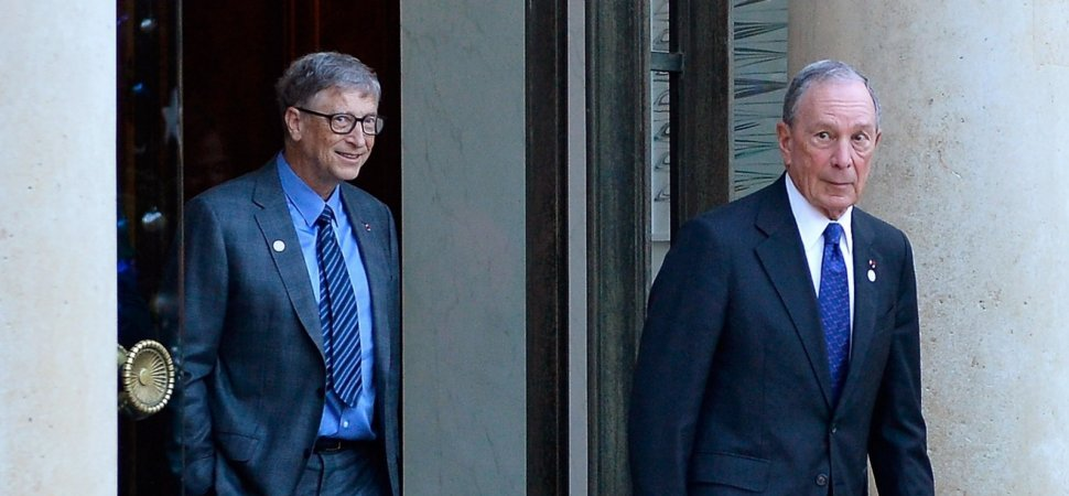 Michael Bloomberg vs. Bill Gates: This 1 Short Paragraph Reveals the Key Difference In How They Define Success