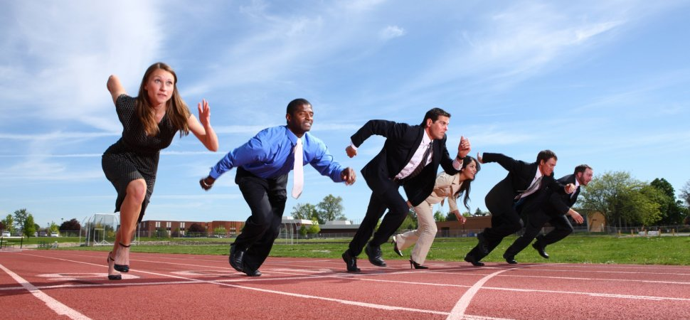 how to survive in a competitive company in 4 simple steps inc com