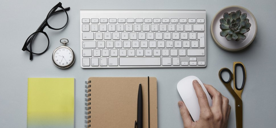 7 Ways You Need To Organize Your Desktop And Your Life