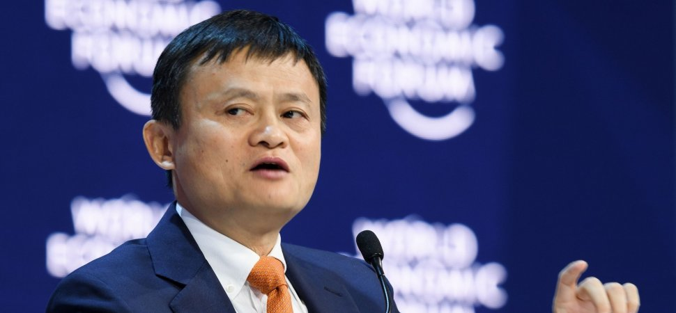 alibaba founder jack ma says you don t need to know much to be