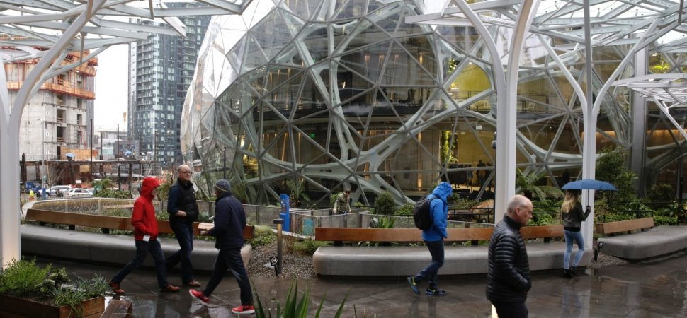 Amazon Is Telling Seattle Employees Not to Come Into the Office Amid Coronavirus Concerns
