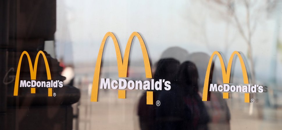 McDonald's Just Made Another Surprising Move, and It Could