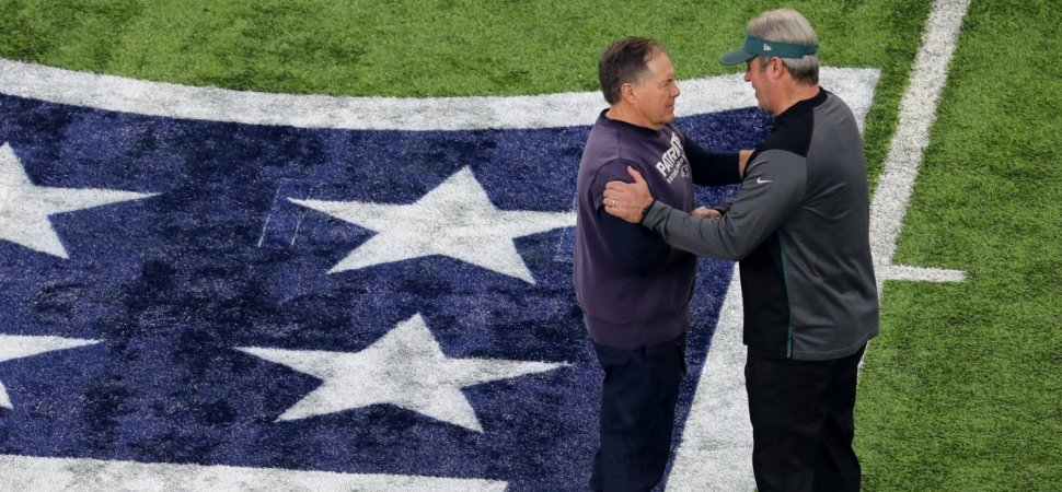 This Super Bowl Coach Ignited Nick Foles 39 S Performance By