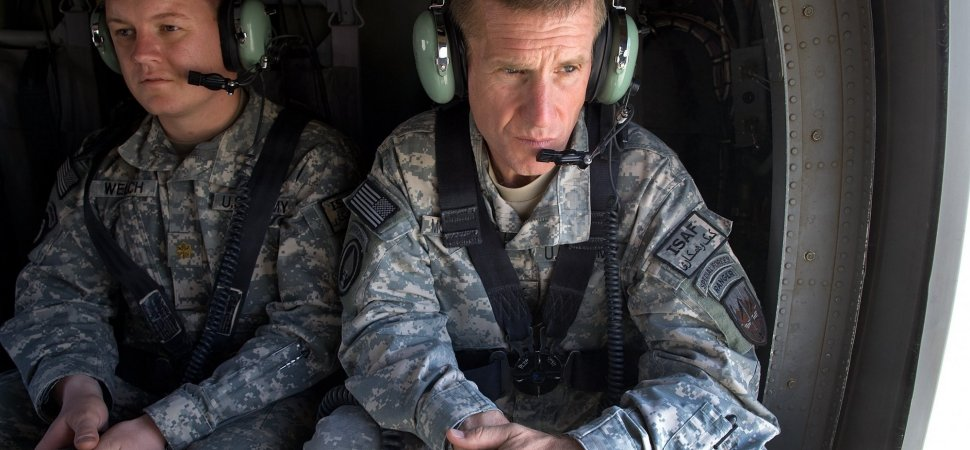 Gen. Stanley McChrystal's Advice on How to Lead in a Crisis Is the Opposite of What You Expect