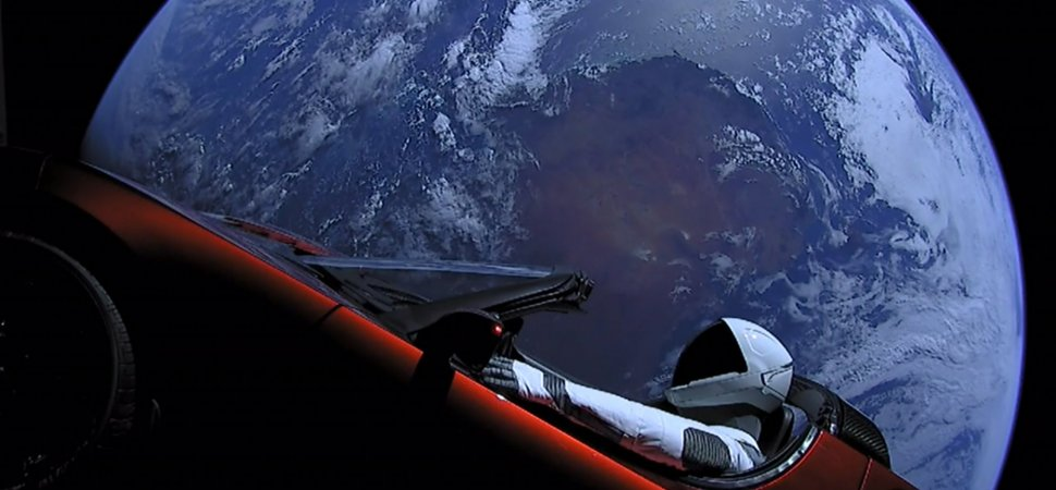 Elon Musk Sent His Tesla Roadster Into Space 2 Years Ago. Here's Where It Is Now