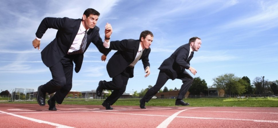 maintaining a competitive edge in business Maintaining the status quo in a competitive environment is not a viable option even if you are moving ahead, the speed you are moving must be faster than the speed global business advances -- otherwise, you will still be trailing behind.