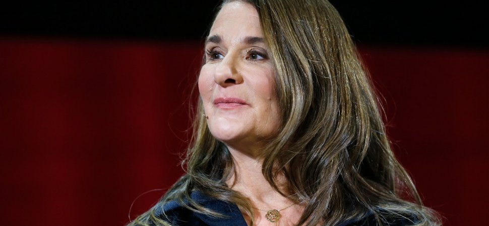 Billionaire Melinda Gates Does This for 60 Minutes Every Single Morning