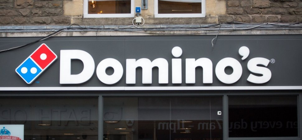 I Just Ordered A Domino S Pizza And I May Never Get Over It