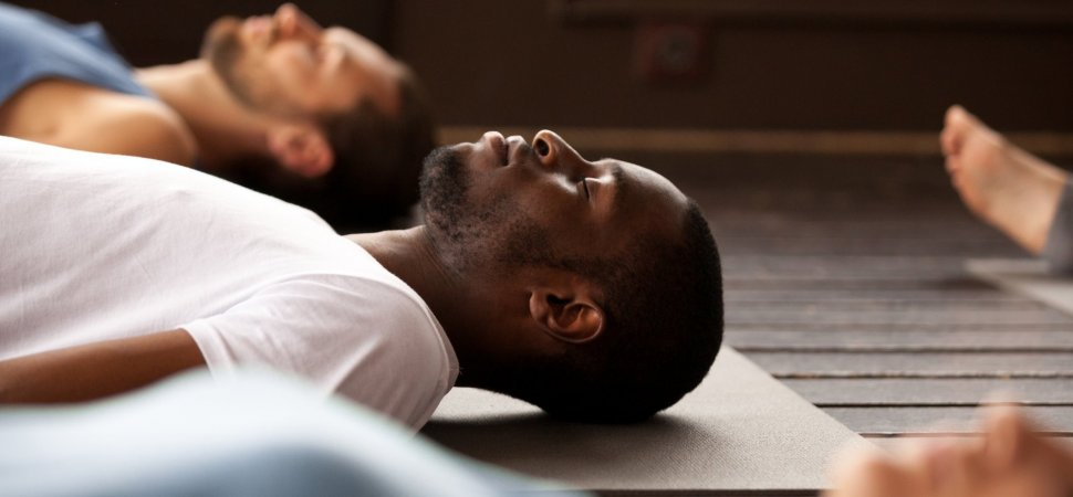 3 Yoga-Based Techniques for Calming Your Nerves in Uncertain Times