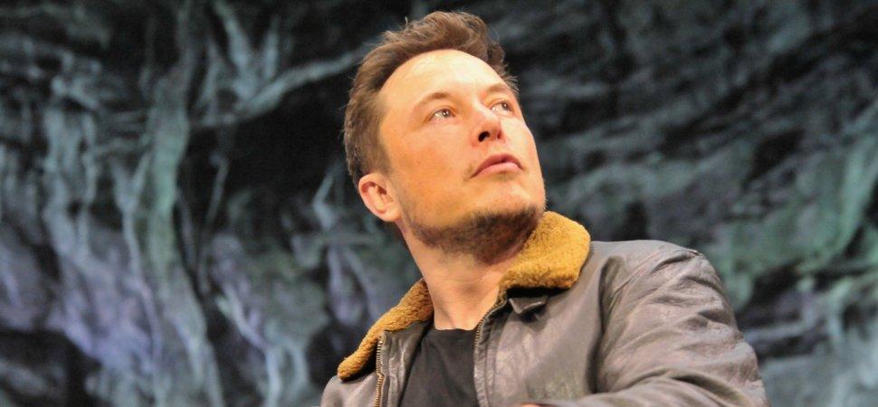 Elon Musk Just Sent an Extraordinary Email to Tesla